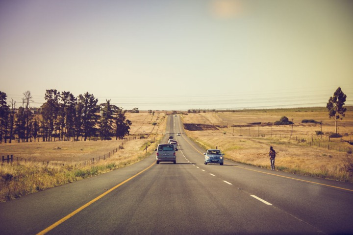 On the road again… | CAPE TOWN