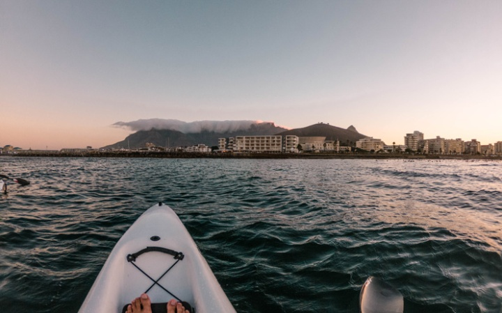CAPE TOWN Part #3 – Sunset with Atlantic Outlook