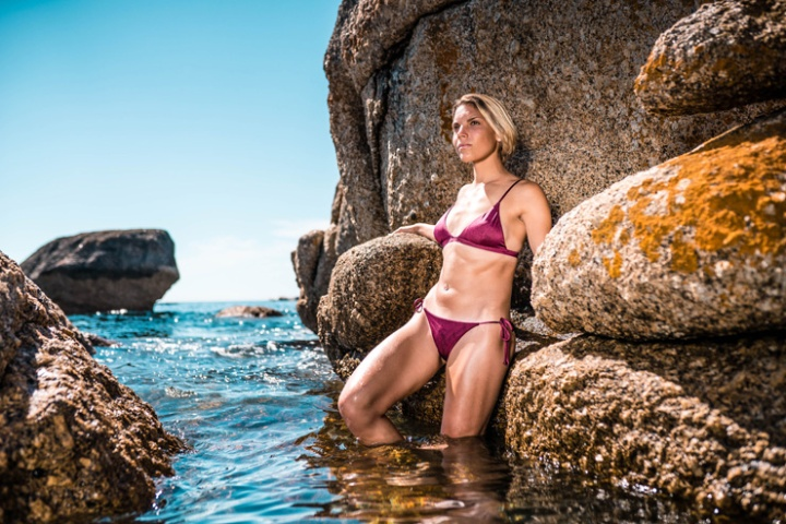 NINA for Sawoti Swim | CAPE TOWN